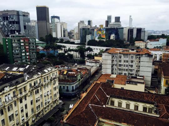 View over Lapa