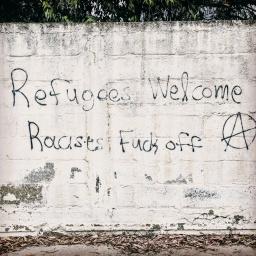 POC, Refugee, Resident
