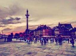 Wandering Warsaw